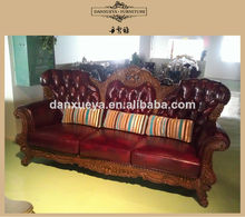 Danxueya luxury livingroom sofa home furniture antique