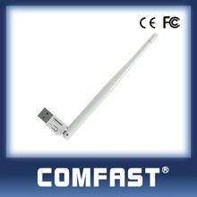 Nuevo Arriva 2015 150 Mbps USB WiFi adaptador de tarjeta de red COMFAST CF-WU755P 2.4 Ghz