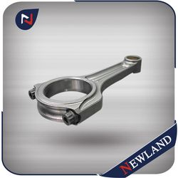 Racing car parts forged 4340 I-beam 149mm connecting rods compatible with Mercedes crankshaft