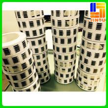 UPC label printing, die cut stickers, vinyl stickers printing