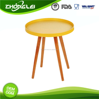 Quality Assured Simple Style FSC Certificated Coffee Table With Storage