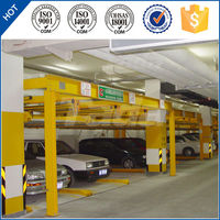 psh puzzle lift and slide used car parking lot system