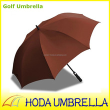 2015 New Nylon 30-inch oversize windproof golf umbrella with good quality fiber frame
