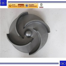 Stainless Steel Precision Casting Water Pump Impeller