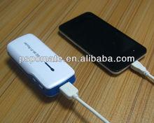 universal portable power bank 2200mAh Emergency Charger Battery Power Bank Mobile Phone Charger