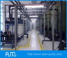 70TPH UF RO EDI Water Purifier DOW Filmtec Membranes