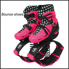 wholesale spring jumping shoes bouncing shoes