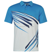 New Design High Quality Custom Sublimation Polo shirt for mens Wholesale