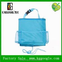 600D waterproof Cooler Bag for drink put on the car portable car cooler bag