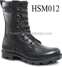SY,Anti-terror entry force attack military deployment hi-tech combat gear tactical boots knee long high