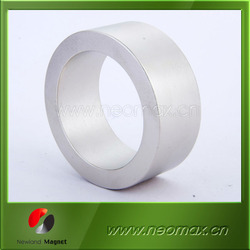 professional radial magnetization ring magnet