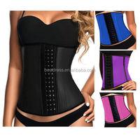 Walson waist training corsets wholesale waist shaping corset body shaping corset