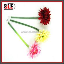 Cheap Spring gerbera plant ball pen with flowerpot