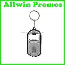 Best Selling Flashlight Keychain Bottle Opener