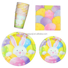 Easter decoration paper party pack