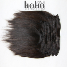 hair machine weaving to make hair extensions