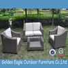 Modern design general sofa set combination outdoor furniture with cushions