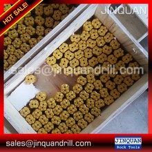 Good performance 30-42mm Taper button drill bits for hot sale