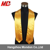 High quality custom satin Graduation stole/ sash