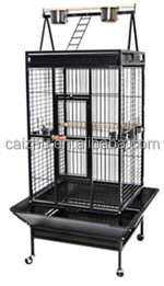 23 30 36 42 48 Inch Wholesale Folding Portable Indestructible Metal Heavy Duty Dog Crate