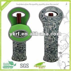 Single Bottle Wine Tote_free pattern for wine bottle cover
