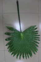decoration artificial palm tree leaves