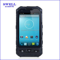 hottes sold 4 inch 480*800 android 4.2 mtk6572 rugged mobile IP67 telefono gps