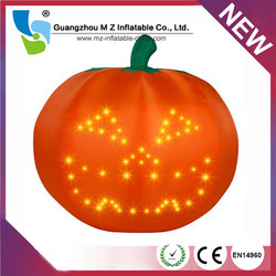 Hot Sale Inflatable Pumpkin For Hallowmas Advertising Inflatable Foam Halloween Pumpkin