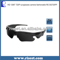 SG100 Waterproof Hidden Camera with Sexy Photos Best Sunglass Hidden Cameras
