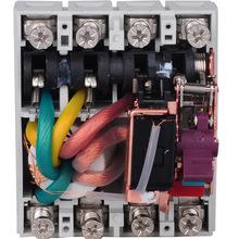 F362 vazamento elétrico disjuntor