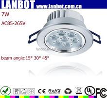 zigbee wireless Super Bright LED Ceiling Light,AC85-265V,3W,5W,7W,9W,12W,15W,18W