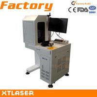 metal plate marking machine   20W 30W fiber laser marking machine for led bulb