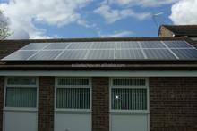300W mono poly solar panel for solar power system solar generator