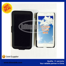 Gugged hybird hard case cover for samsung G720 black free sample