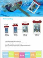 New design Iphone waterproof dry bag