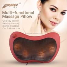 New kneading shiatsu massage pillow with heat