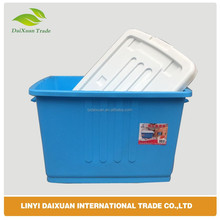 Plastic home use storage box ,plastic cloth/toy container