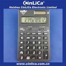 12 digit cheap LED light calculator, tax calculator