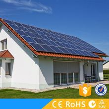 High conversion rate 15KW on grid solar system kit