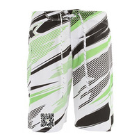 Sublimation Crazy 4-Way Stretch Board shorts With Custom Design