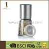 Hot Sale Stainless Steel Spice Grinding Bottle with Glass Jar