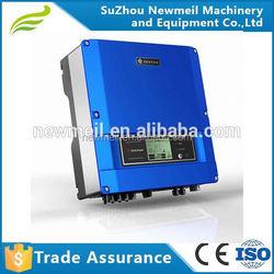 Smart Solar Inverter MPPT Solar Inverter 1.5kw 2kw 3kw 4kw 4.6kw On Grid Tie System MPPT Inverter Solar Energy System