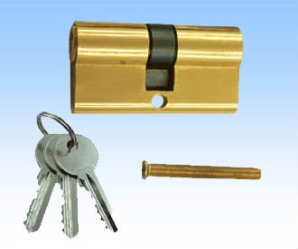 70mm double cylinder lock