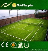 China artificial grass for sport flooring customized synthetic turf grass for tennis court/basketball field