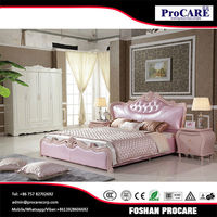 High quality cheap custom bedroom made in italy furniture