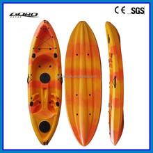 leisure dave single fishing kayak for fishing and entertainment