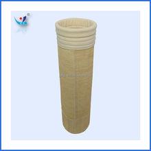 High temperature dust collector Aramid needle filter bag
