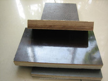 Black Brown Red Different Types of Film Faced Shuttering Plywood for Real Estate Usages