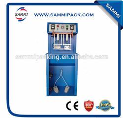 Quality hot-sale semi auto soft tube sealer + pressing date