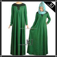 2015 Hot selling latest designs muslim dress jubah for coming HAJJ KJ-AM33